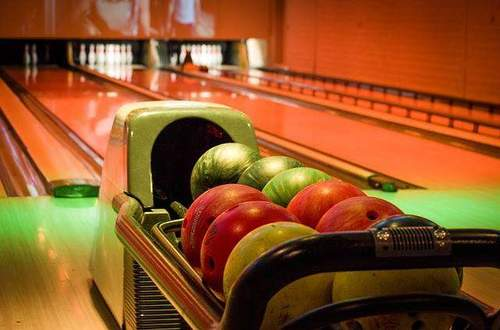Familiebowling