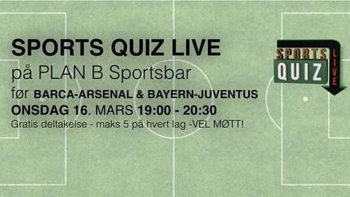 SportsQuiz live