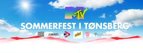 MTV Sommerfest i Tønsberg