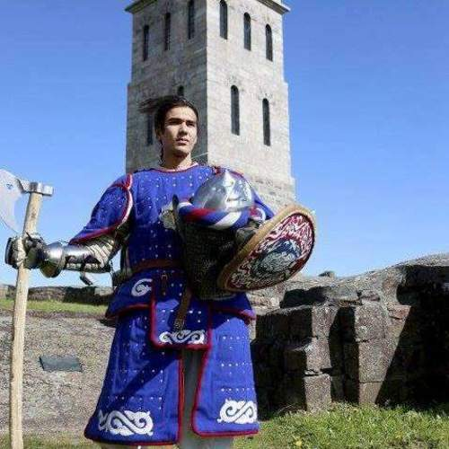 Nørskovs Falcon Knights Invites to fight at Tønsberg Medieval Festival 2016
