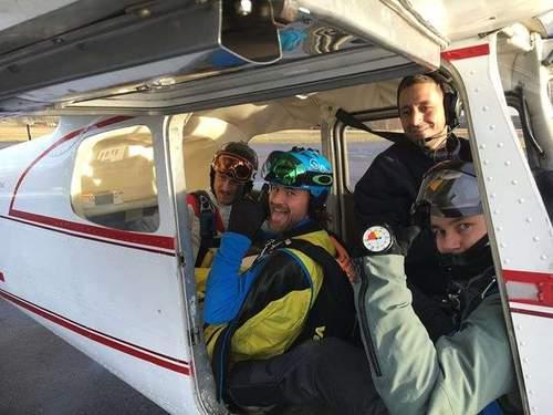 Hopping C175 søndag 14. januar