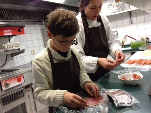 Barnas kjøkken