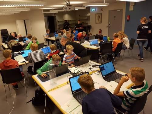 Vestfold Digitale Ungdom