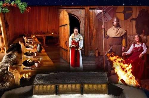 Åpent julebord i Gildehallen