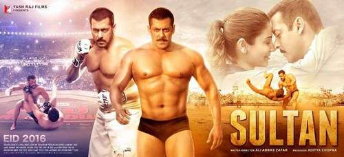Bollywood: Den Mektige (Sultan)