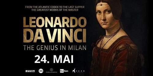 Utsillingsfilm: Leonardo da Vinci - The Genius in Milan
