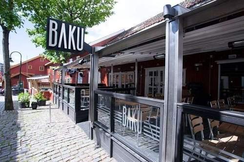 BAKU live, Fredrik og Martin