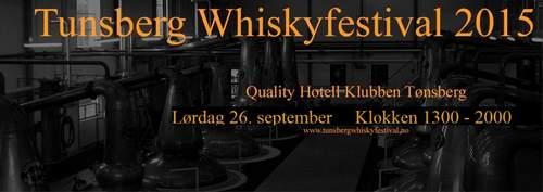 Tunsberg Whiskyfestival 2015