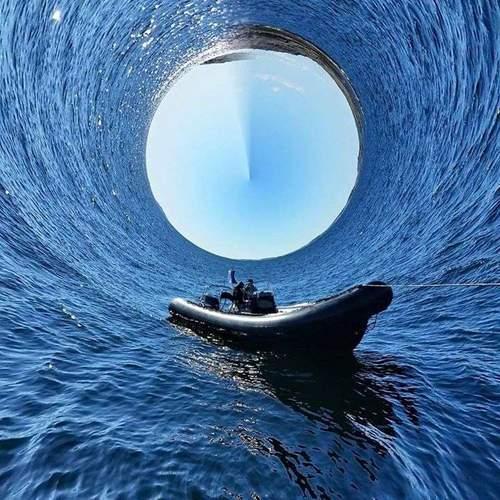 Dykkeur med Capella