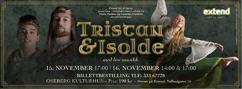 Extend presenterer: Tristan og Isolde