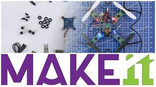 MAKEit: Dronebygging