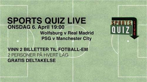SportQuiz Live @Plan B Sportbar