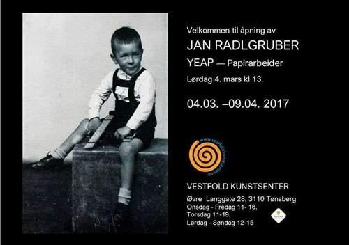 Jan Radlgruber YEAP - Papirarbeider