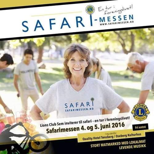 Safarimessen 2016 (avd. Tønsberg Dykkeklubb)