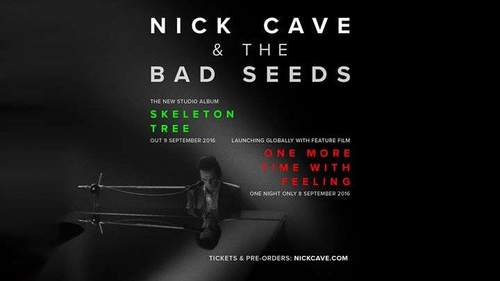 Nick Cave and The Bad Seeds: One More Time With Feeling