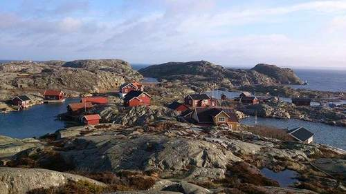 Luksus RIB ekspedisjon fra Tønsberg til Vederøarna 14 Mars 2015
