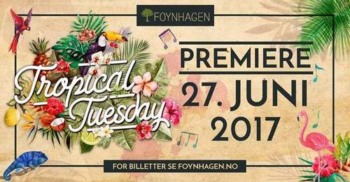 Tropical Tuesday - Premiere