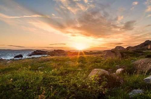 Guidet tur i Færder nasjonalpark