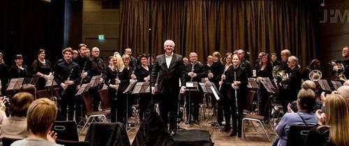 Julekonsert med Tønsberg Janitsjarkorps og KorX