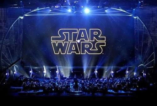 Star Wars og Vårofferet med Norges musikkhøgskoles symfoniorkester under ledelse av Ingar Bergby