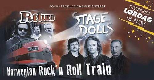 Stage Dolls & Return