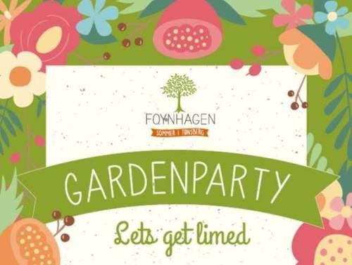 Gardenparty Mixt - Oslo Edition