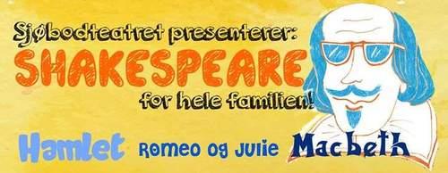 Shakespeare for hele familien