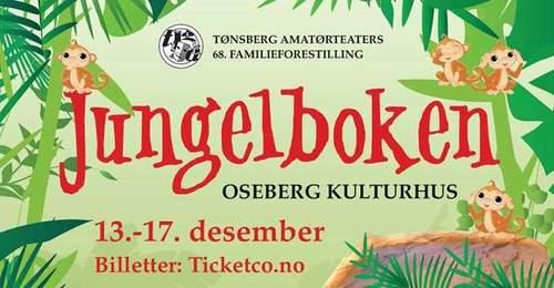 Jungelboken - Tønsberg Amatørteater