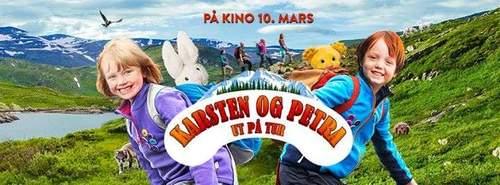 Karsten og Petra helg på Kilden kino