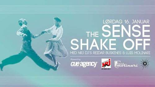 The Sense SHAKEOFF - NRJ Party