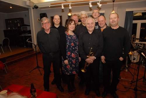 Jazzkafe med Jazz Society Orchestra