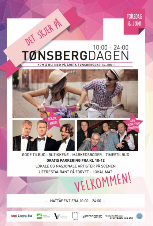 Tønsbergdagen 2016