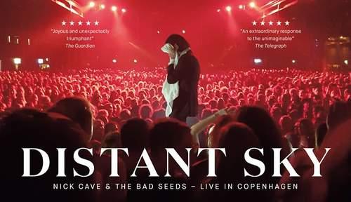 Konsertfilm: Nick Cave & The Bad Seeds Live in Copenhagen