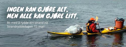 Strandryddedagen i Norge 2014