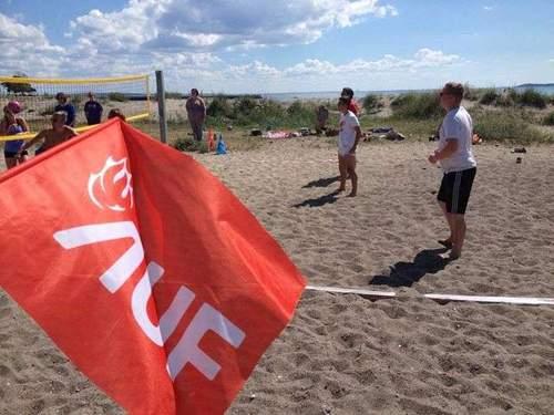 Sommeravslutning med AUF i Vestfold