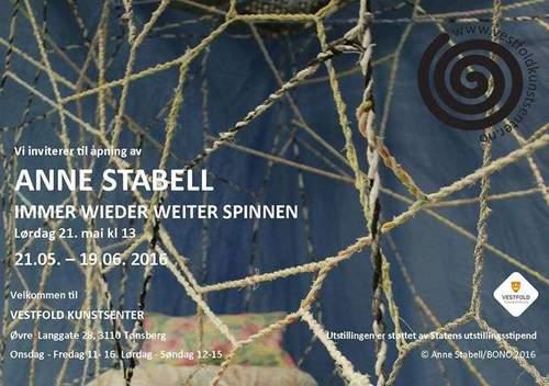 Anne Stabell - Immer wieder weiter spinnen