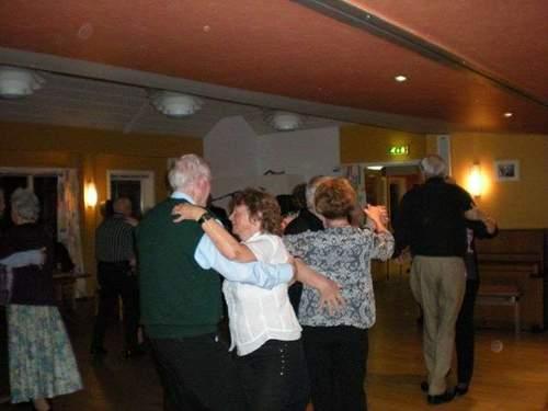 Hygge- og danseaften