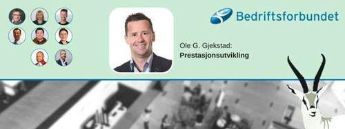 Tønsberg: Ole G. Gjekstad om prestasjonsutvikling
