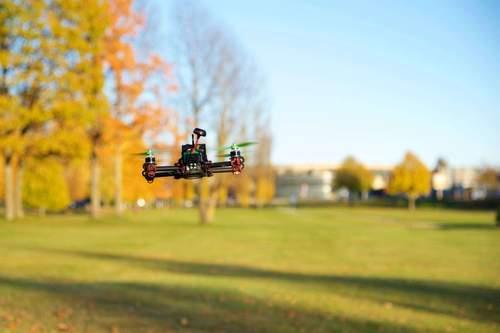 Lær mer om droner