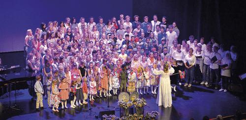 Korskolens Vårkonsert