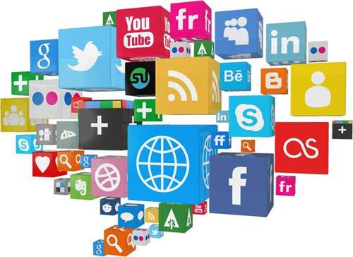 Sosiale medier og firmaprofil!