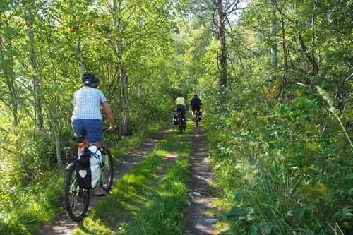 Guidet sykkeltur til Færder Nasjonalpark