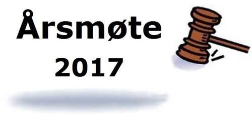 Årsmøte 2017