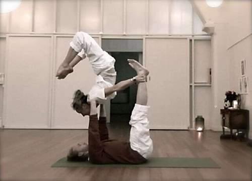 Acro Yoga Helg - for store òg små!