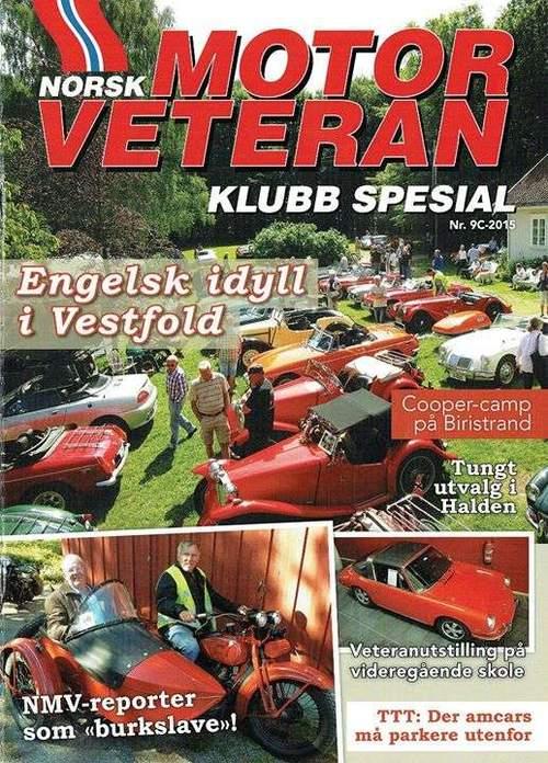Engelske sportsbiler