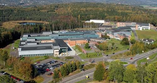 Campus Vestfold (Bakkenteigen)