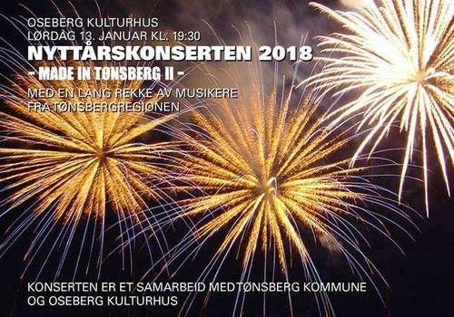 Nyttårskonserten 2018