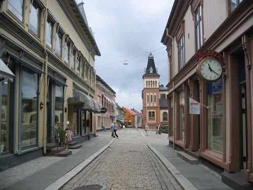 Tønsberg sentrum
