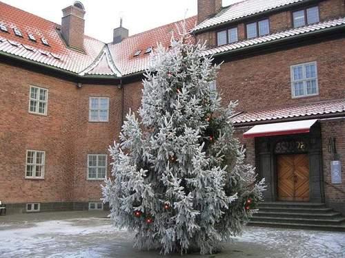 Juleverksted på Haugar