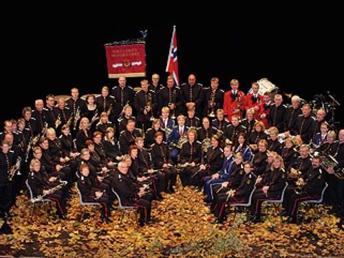 Høstkonsert med Nøtterøy Musikkorps